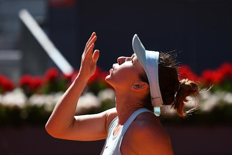 Halep ended her long wait for a maiden Grand Slam title last year in Paris