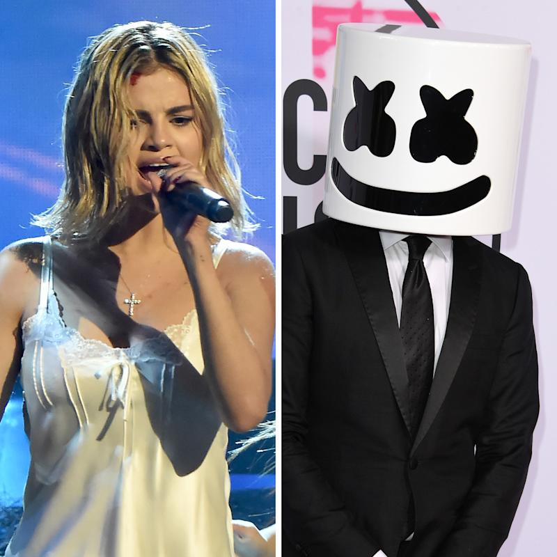 Marshmello On Selena Gomez Amid Claims She Lip Synced At The AMAs Her Talent Is Unreal