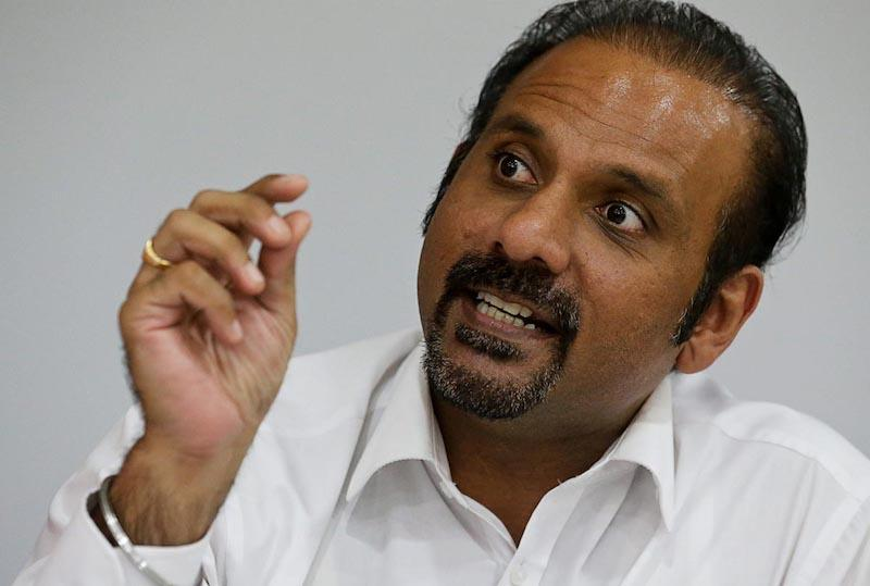 DAP's Ramkarpal Singh (pic) condemned Sirul Azhar Umar for his purported 'offer', saying it demonstrated the fugitive murder convict's lack of remorse for killing Altantuya Shaariibuu. — Picture by Sayuti Zainudin
