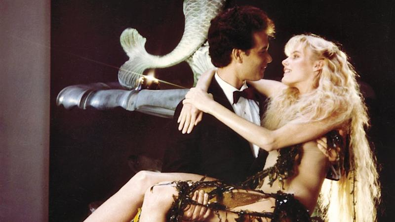 Tom Hanks and Daryl Hannah in a scene from <i>Splash</i>. (Touchstone Pictures)