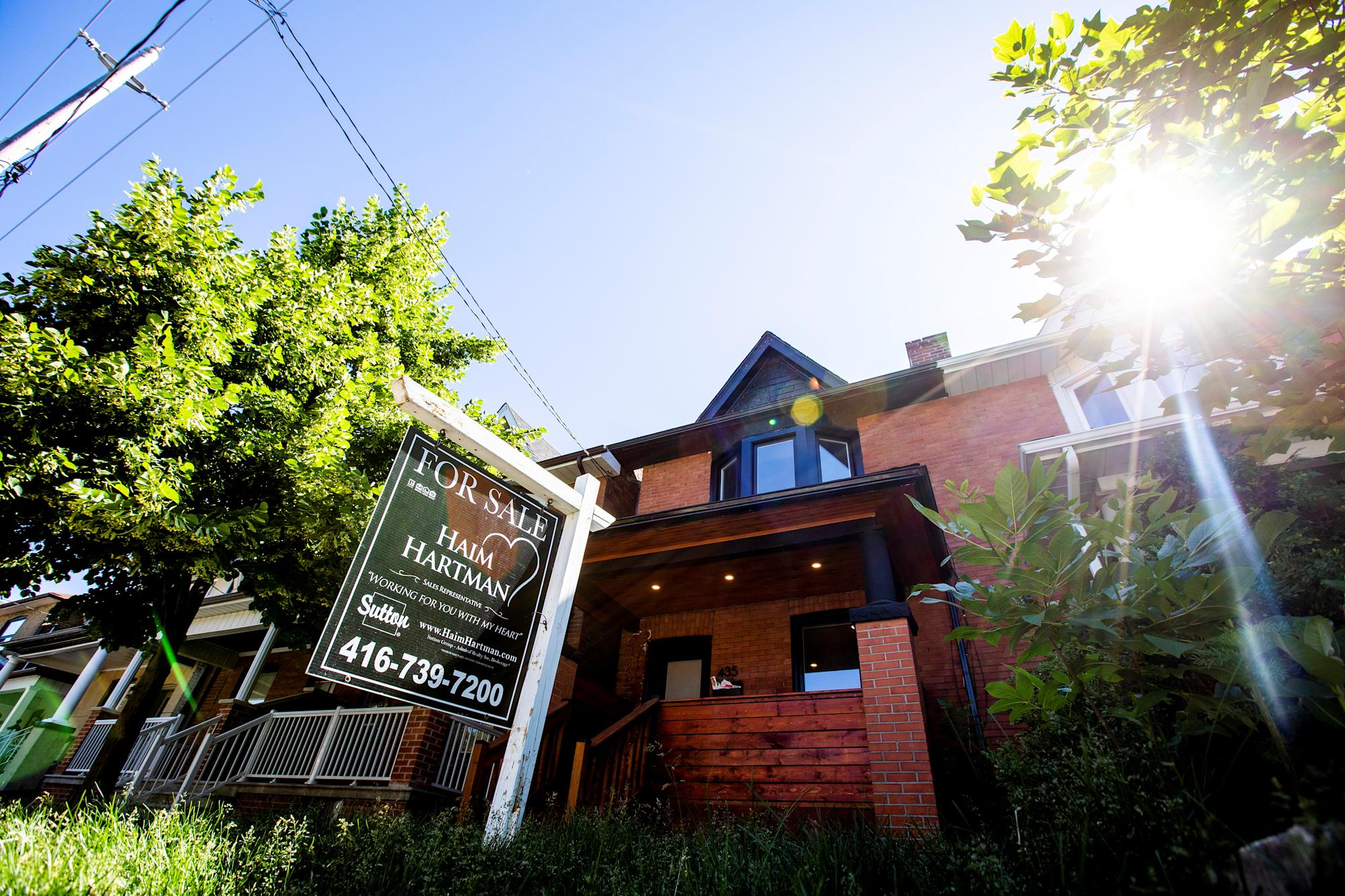'Slowly getting back to normal': Canada real estate sales cool for third straight month in June