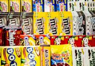 <p>Half the fun of going to the movies is picking out a treat to munch on at the concession stand, and the candy selection is usually way more exciting than typical popcorn. That glowing glass case has held some spectacular movie snacks over the years—see when your favorites hit theaters. </p>