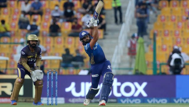 Mumbai Indians lost the toss and were put out to bat first, and Rohit Sharma looked in fine form in the early few overs, scoring 33 runs. SportzPics