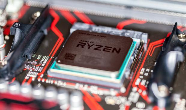 Here's Why AMD Stock Is Gaining Again Today