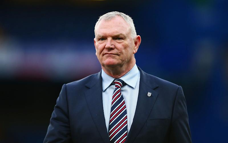 Football Association chairman Greg Clarke has already spoken with Uefa and Fifa about the dementia study - Getty Images Sport