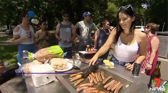 Barbeques could be off the menu for women trying to fall pregnant. Source: 7 News