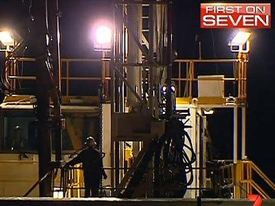 <p>EXCLUSIVE: Cross city CSG drilling</p>