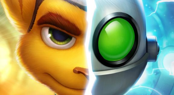 Ratchet & Clank Future: A Crack in Time.