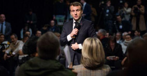 Emmanuel Macron has attacked Brexit… again (L'opinion)