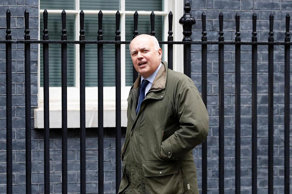 Ian Duncan Smith's seat of Chingford saw a record turnout: REUTERS