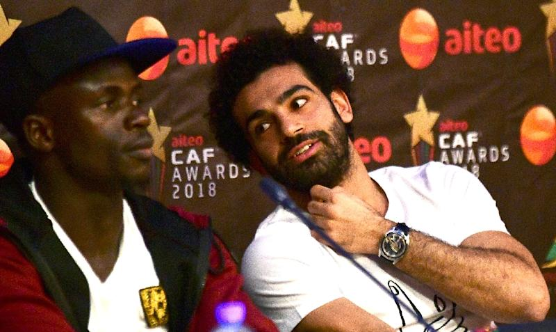 Mohamed Salah has been told to use Liverpool teammate Sadio Mane as inspiration