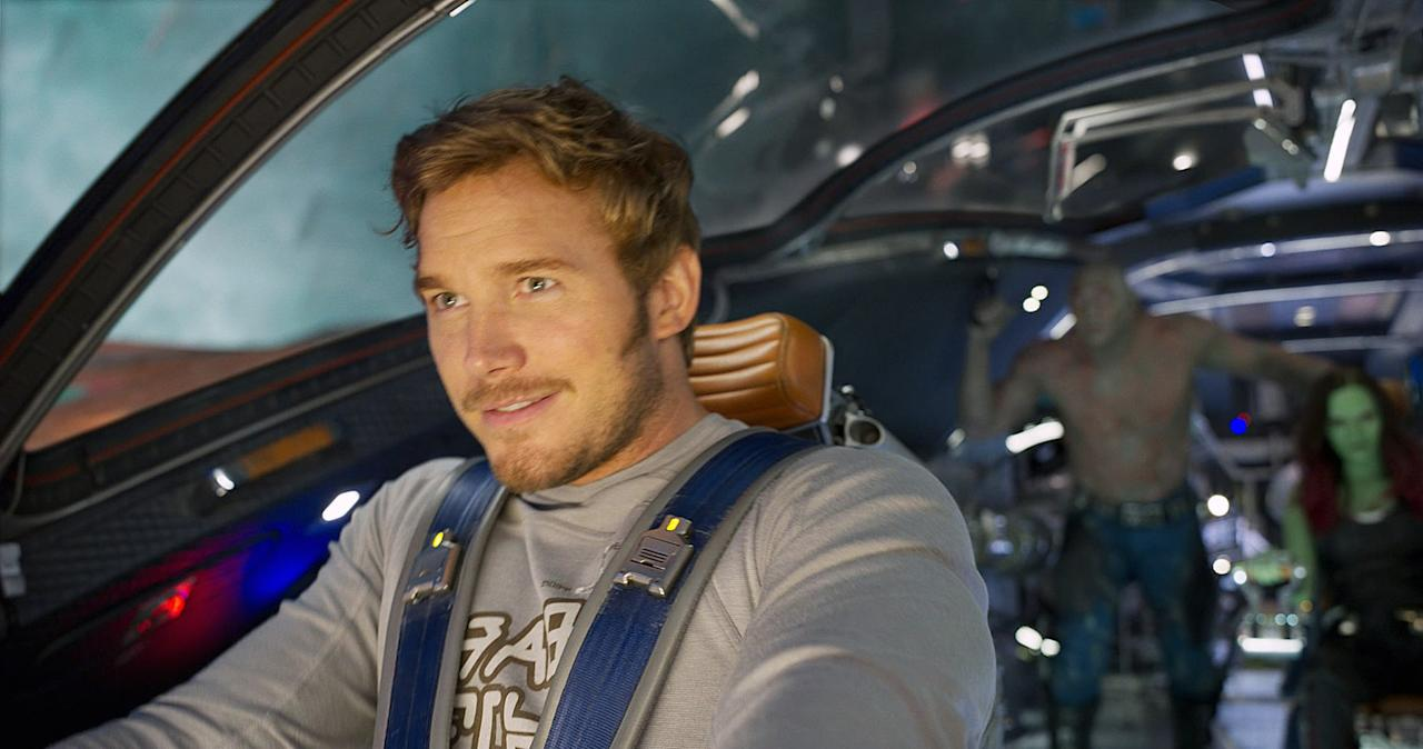 "<p>Star-Lord, Gamora, Groot, Rocket Raccoon, and Drax return for a second installment of space adventures and listening to classic rock tunes.</p> <p><a href=""https://www.netflix.com/title/80156386"" target=""_blank"" class=""ga-track"" data-ga-category=""Related"" data-ga-label=""https://www.netflix.com/title/80156386"" data-ga-action=""In-Line Links"">Watch it now.</a></p>"