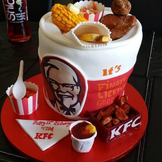 KFC Chicken Cakes Are A Bucket Of Pure Awesome