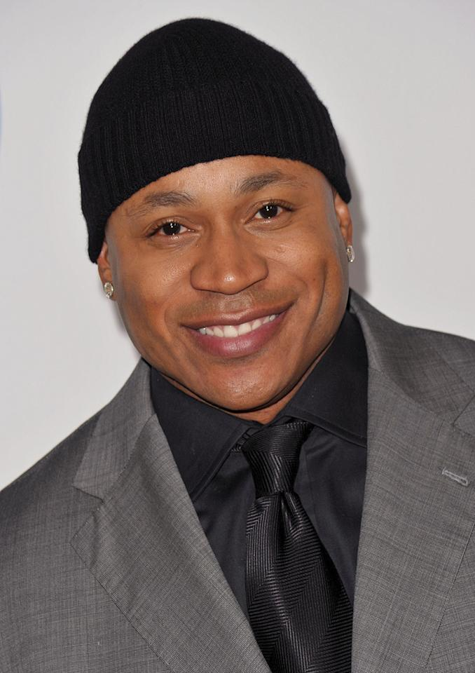 "<a href=""http://movies.yahoo.com/movie/contributor/1800018845"">LL Cool J</a> at the 21st Annual Producers Guild Awards in Hollywood, California - 01/24/2010"