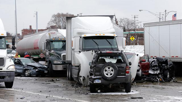 Deadly Weather Hits Midwest, East