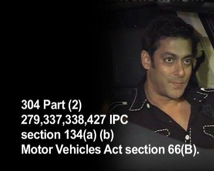 Salman Khan to face serious charges in hit-and-run case