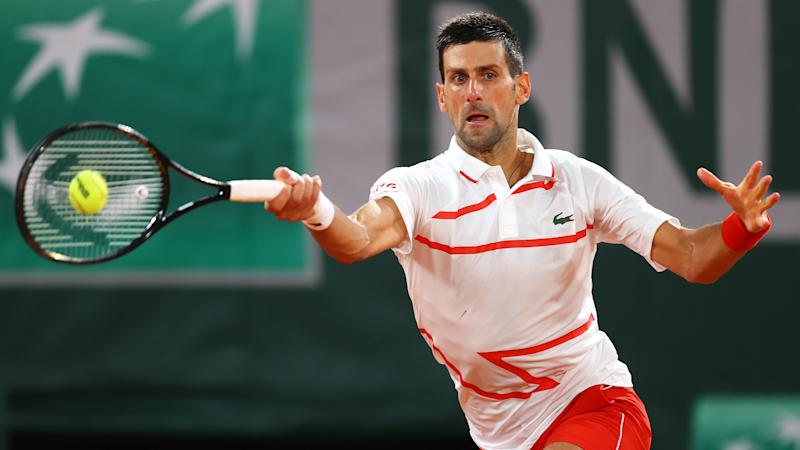 French Open 2020: Djokovic starts with emphatic victory