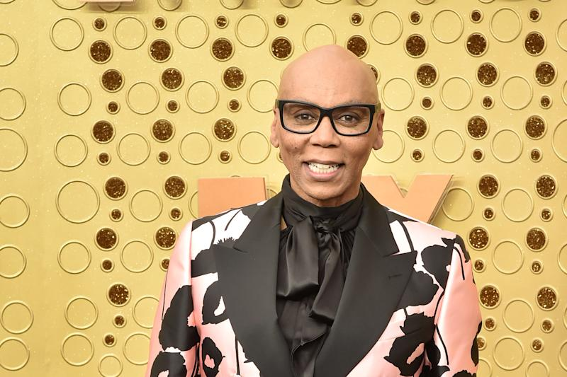 LOS ANGELES, CALIFORNIA - SEPTEMBER 22: RuPaul attends the 71st Emmy Awards at Microsoft Theater on September 22, 2019 in Los Angeles, California. (Photo by David Crotty/Patrick McMullan via Getty Images)