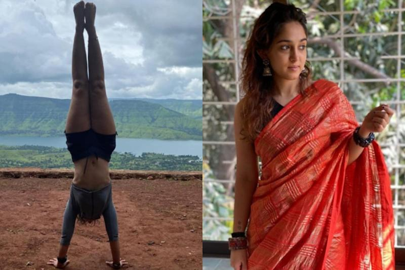 In Pic: Aamir Khan's Daughter Ira Khan Gives Us Fitness Goal With Her Perfect Handstand