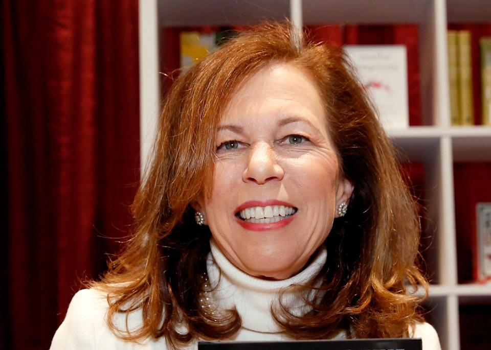 Former Oakland Raiders CEO Amy Trask was the first female to serve as chief executive for an NFL team. (Getty Images)