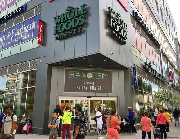 Whole Foods Growth Potential