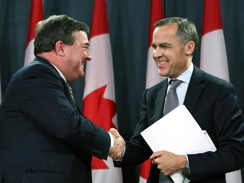 From Canada, a tough economist for Bank of England