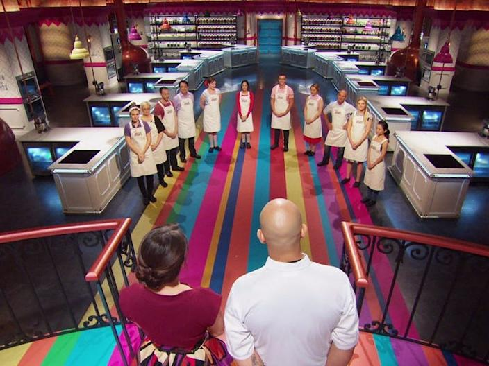 """""""Zumbo's Just Desserts"""" features an Australian chef and pâtissier."""