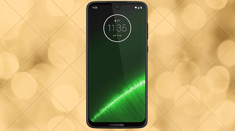 How do you like them Apples? Not so much? Then jump on this Moto G7 Plus! (Photo: Amazon)