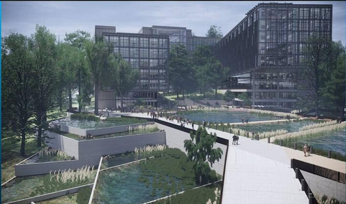 Centene Corp., a St. Louis health insurance giant, is investing over $1 billion and creating 3,237 jobs building a new campus in University Research Park of Charlotte.