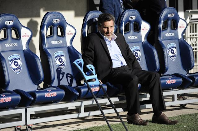 Montpellier's French president Mohed Altrad has withdrawn plans of investing in Premiership side Gloucester after English backlash (AFP Photo/Franck PENNANT)