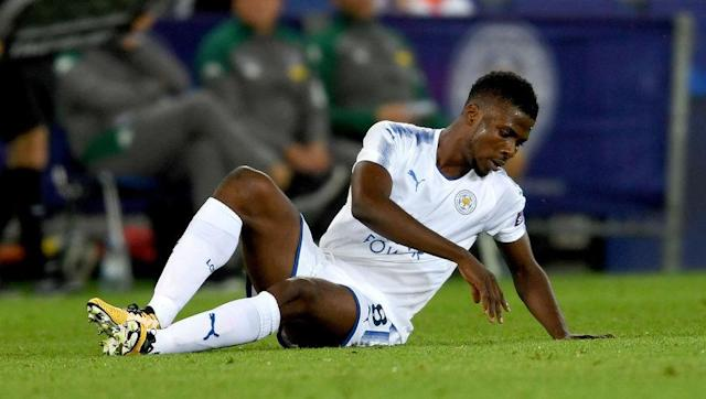 <p><strong>IN</strong></p> <br><p>Kelechi Iheanacho <strong>(Man City) </strong>£23.5m</p> <p>Harry Maguire <strong>(Hull City)</strong> £17m</p> <p>Vicente Iborra <strong>(Sevilla) </strong>£10.5m</p> <p>Eldin Jakupovic <strong>(Hull City)</strong> £2m</p> <p>Sam Hughes<strong> (Chester)</strong> Undisclosed</p> <p>George Thomas <strong>(Coventry)</strong> Undisclosed</p> <hr><p><strong>OUT</strong></p> <br><p>Tom Lawrence <strong>(Derby County) </strong>£5m</p> <p>Ron-Robert Zieler (<strong>VfB Stuttgart</strong>) £2.5m</p> <p>Bartosz Kapustka <strong>(SC Freiburg) </strong>Loan</p> <p>Harvey Barnes <strong>(Barnsley) </strong>Loan</p> <p>Callum Elder (Wigan) Loan</p> <p>Marcin Wasilewski (Released)</p> <p>Michael Cain (Released)</p> <p>David Domej (Released)</p> <p>Brandon Fox (Released)</p> <p>Cedric Kipre (Released)</p> <p>Matty Miles (Released)</p> <p>Kairo Mitchell (Released)</p>