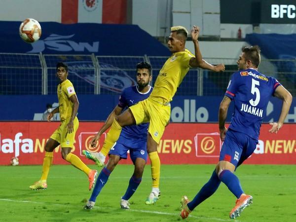 Mumbai City secured a 3-1 win over Bengaluru FC in the ISL here on Tuesday. (Photo/ ISL)