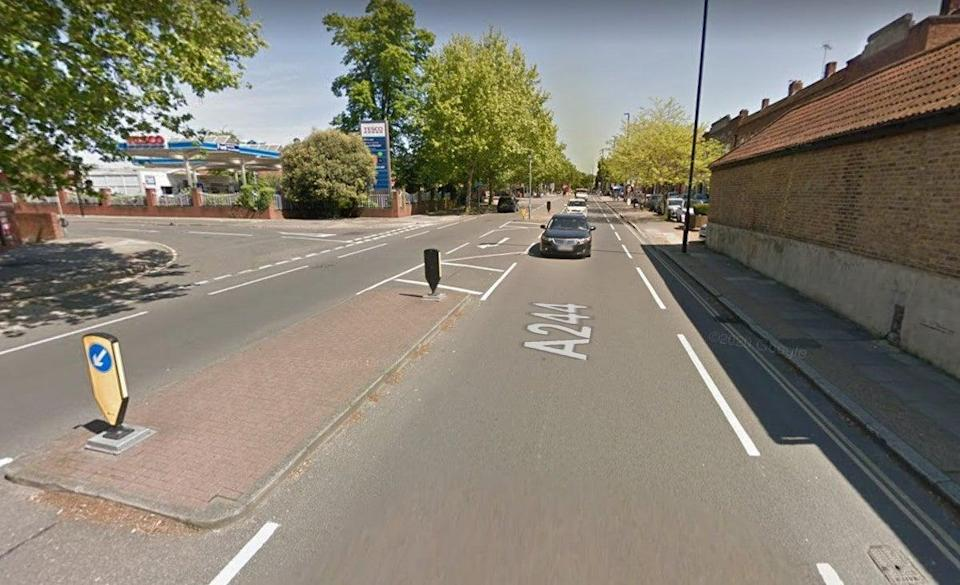 <p>Police are appealing for witnesses to the incident, which occurred in High Street</p> (Google Maps)
