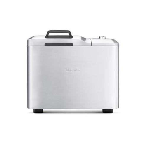 """<p><em><strong>$250</strong></em><em> </em><a class=""""body-btn-link"""" href=""""https://www.amazon.com/Breville-BBM800XL-Custom-Bread-Maker/dp/B004RCNJA0/?tag=syn-yahoo-20&ascsubtag=%5Bartid%7C2089.g.1244%5Bsrc%7Cyahoo-us"""" target=""""_blank"""">BUY NOW</a></p><p><strong>Best for Making Fancy AF Bread</strong> </p><p>Ready to add a little something-something to your own bread recipes?  The automatic fruit and nut dispenser releases them at the <em>exact</em> moment during the kneading phase so they are evenly distributed within the dough itself. Basically you're making award-winning bread now so get used to the praise.  Plus, try out the 46 step-by-step recipes for basic bread, whole wheat, gluten free, crusty loaf, sweet, yeast free, dough, jam and a ton of other options.  </p><p><strong>More: </strong><a href=""""https://www.bestproducts.com/eats/gadgets-cookware/g732/decorative-bread-boxes/"""" target=""""_blank"""">Store Your Freshly Baked Goods in These Bread Boxes</a><br></p>"""