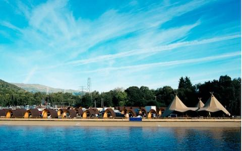 Glamping trip in Snowdonia