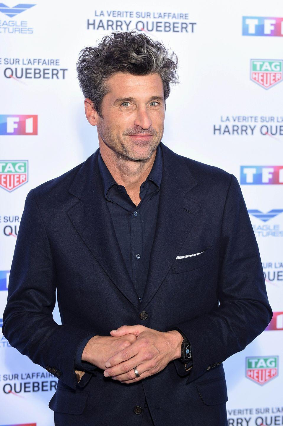 "<p>Fans were shocked when Derek Shepherd was killed in a car accident in season 11 of <em>Grey's Anatomy</em>. Reportedly, the reason for Dempsey's departure was his desire to work on other projects, and he starred in <em>Bridget Jones's Baby</em> soon after leaving the show. ""It had been long enough. It was time for me to move on with other things and other interests. I probably should have moved on a couple of years earlier."" Dempsey <a href=""https://people.com/tv/greys-anatomy-patrick-dempsey-shonda-rhimes-agree-to-kill-mcdreamy/"" rel=""nofollow noopener"" target=""_blank"" data-ylk=""slk:PEOPLE"" class=""link rapid-noclick-resp""><em>PEOPLE</em></a> in 2016.</p>"