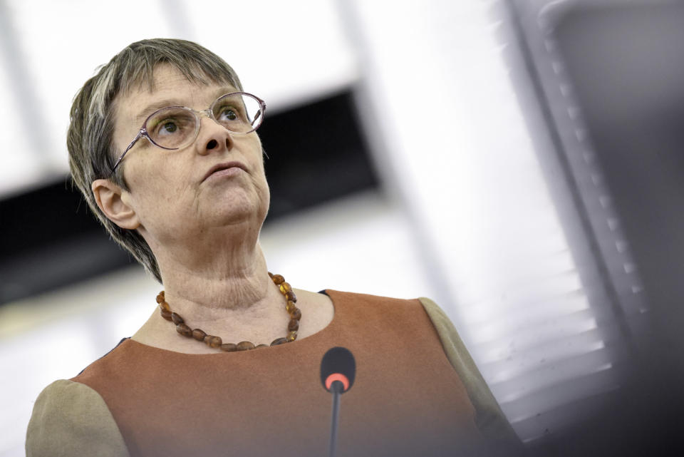 Green MEP Molly Scott Cato is concerned Brexit could increase tax avoidance (European Parliament)