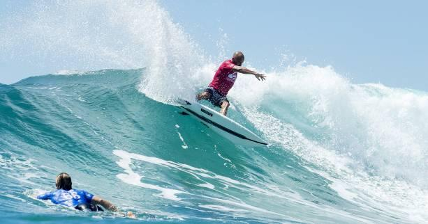 Surf - CT - Gold Coast - Gold Coast : Kelly Slater file en quarts