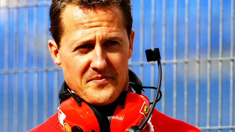 Michael Schumacher, pictured here during Formula 1 testing in 2009.