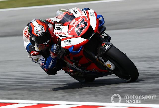 "#63 Francesco Bagnaia (2019) - MotoGP <span class=""copyright"">Gold and Goose / Motorsport Images</span>"
