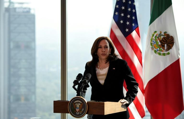 US Vice President Kamala Harris has caught flak from Republicans -- and some Democratic Party progressives -- during her trip to Central America and Mexico focused on undocumented immigration