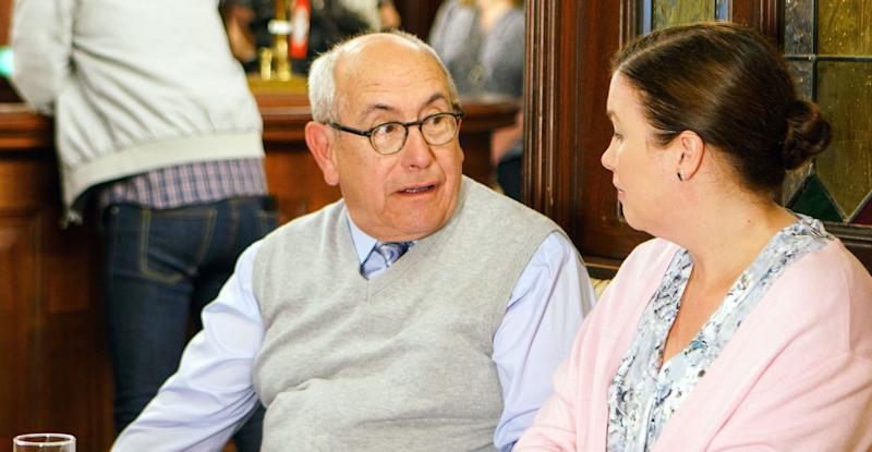 Corrie' spoilers: Norris Cole 'to return' in New Year