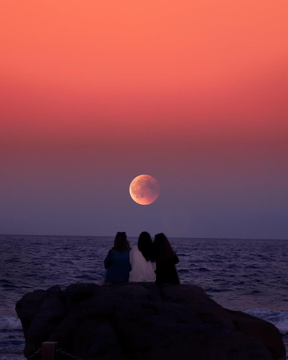 """<p>By May, the weather starts to get much warmer and flowers blossom everywhere, hence the name <a href=""""http://www.almanac.com/full-moon-names"""" class=""""link rapid-noclick-resp"""" rel=""""nofollow noopener"""" target=""""_blank"""" data-ylk=""""slk:flower moon"""">flower moon</a>. The flower moon will be visible on May 26 in 2021. </p>"""