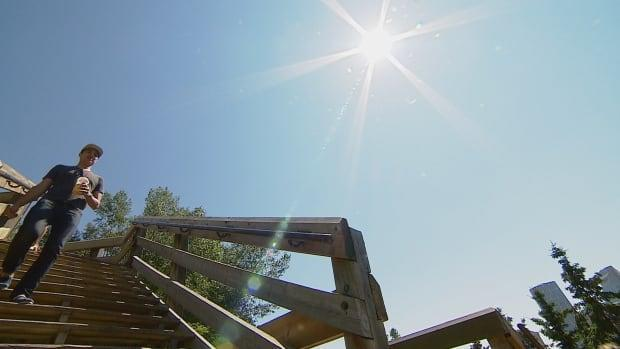 The entire province is under a heat warning Thursday. (CBC - image credit)