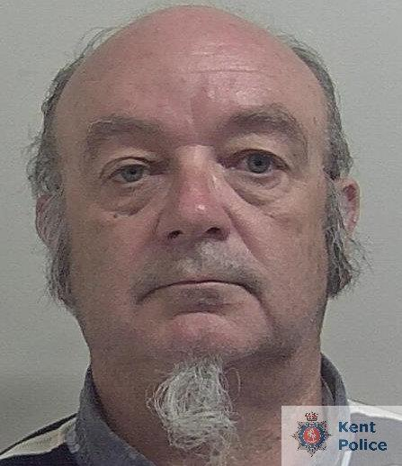 Nick Winter owned the business that was raided by police. (Kent Police)