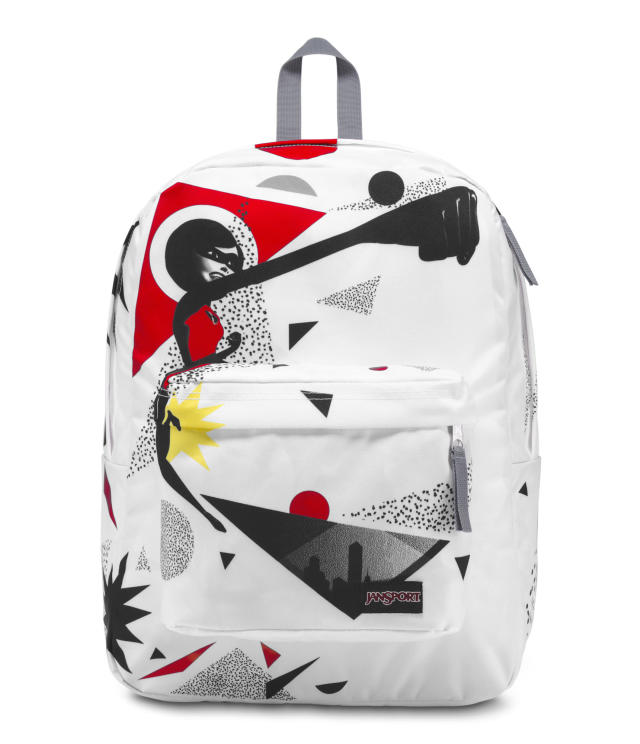 <p>High Stakes Backpack, JanSport, $50. (Photo: Courtesy of Disney Products and Interactive Media) </p>
