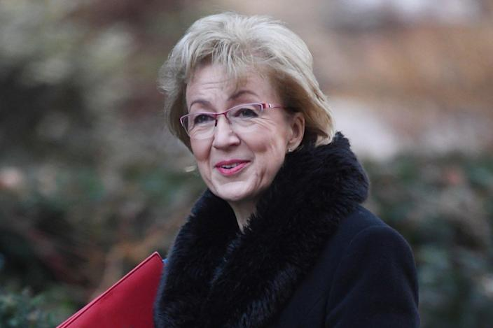 Commons Leader Andrea Leadsom (PA)