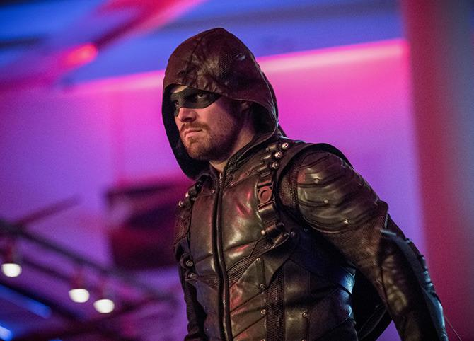 Arrow (©USA Network)