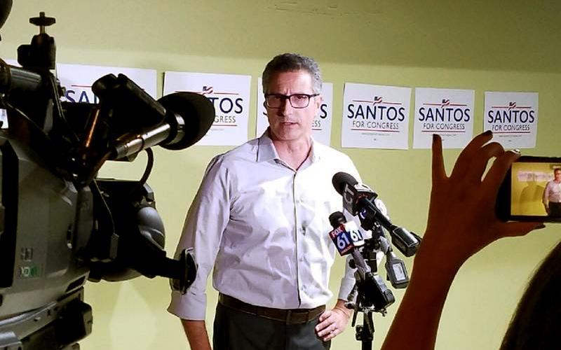 GOP congressional candidate Manny Santos. (Photo: Santos for Congress)