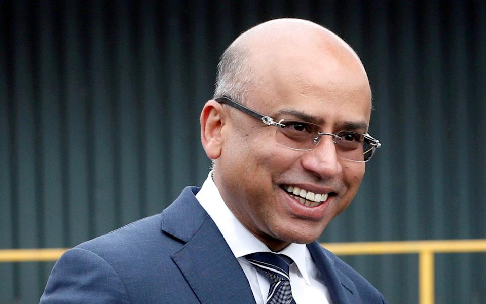 Liberty Steel's Sanjeev Gupta - Reuters